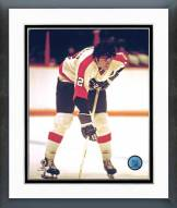 Philadelphia Flyers Gary Dornhoefer Framed Photo