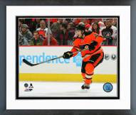 Philadelphia Flyers Luke Schenn 2014-15 Action Framed Photo