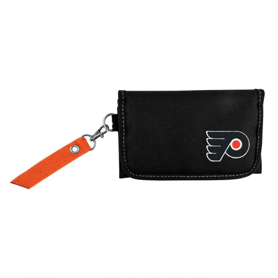 Philadelphia Flyers Ribbon Organizer Wallet