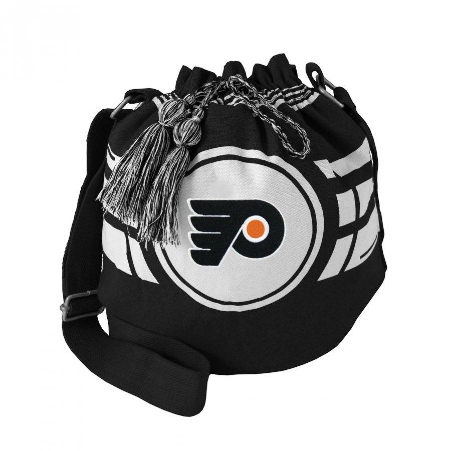 Philadelphia Flyers Ripple Drawstring Bucket Bag