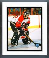 Philadelphia Flyers Ron Hextall Action Framed Photo