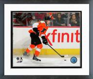 Philadelphia Flyers Sean Couturier 2014-15 Action Framed Photo