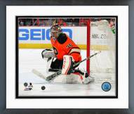 Philadelphia Flyers Steve Mason 2014-15 Action Framed Photo