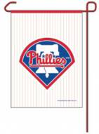 "Philadelphia Phillies 11"" x 15"" Garden Flag"