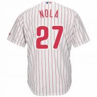 Philadelphia Phillies Aaron Nola Replica Home Baseball Jersey