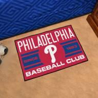 Philadelphia Phillies Baseball Club Starter Rug