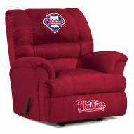 Philadelphia Phillies Big Daddy Recliner