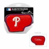 Philadelphia Phillies Blade Putter Headcover
