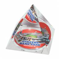 Philadelphia Phillies Citizens Bank Park Crystal Pyramid