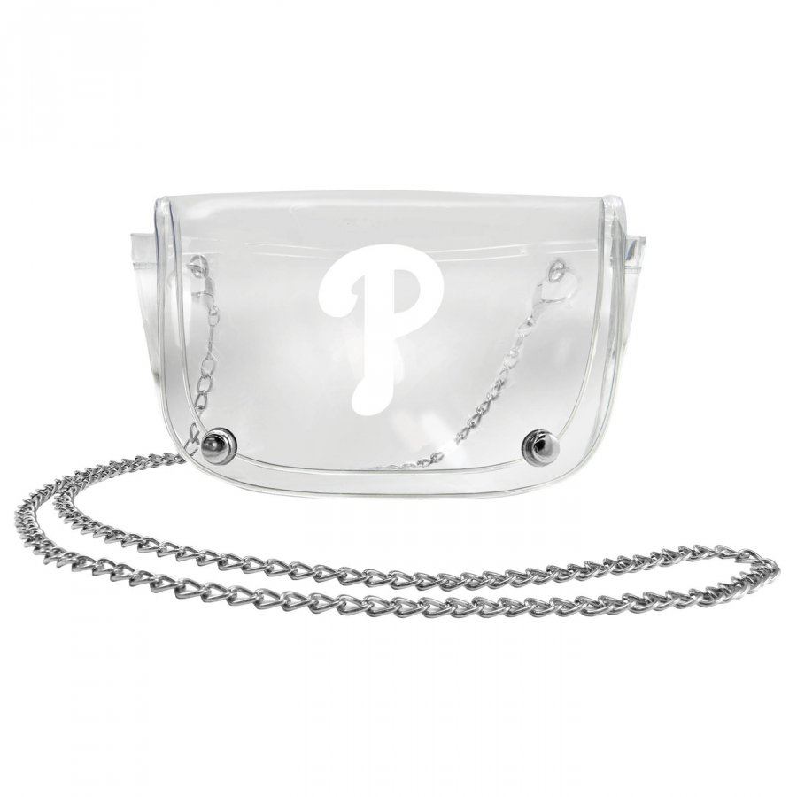 Philadelphia Phillies Clear Waistpack
