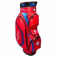 Philadelphia Phillies Clubhouse Golf Cart Bag