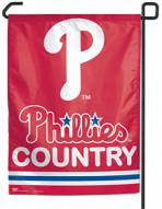 "Philadelphia Phillies Country 11"" x 15"" Garden Flag"