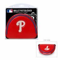 Philadelphia Phillies Golf Mallet Putter Cover