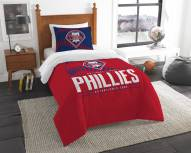 Philadelphia Phillies Grand Slam Twin Comforter Set
