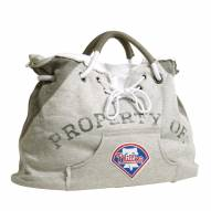 Philadelphia Phillies Hoodie Tote Bag