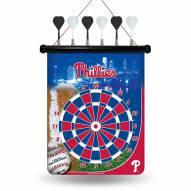 Philadelphia Phillies Magnetic Dart Board