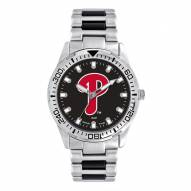 Philadelphia Phillies Men's Heavy Hitter Watch