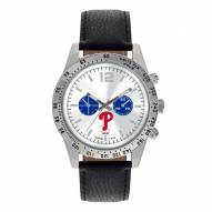 Philadelphia Phillies Men's Letterman Watch