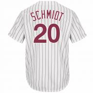 Philadelphia Phillies Mike Schmidt Cooperstown Replica Baseball Jersey