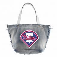 Philadelphia Phillies MLB Vintage Tote Bag