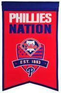 Philadelphia Phillies Nations Banner