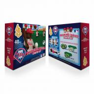Philadelphia Phillies OYO MLB Practice Field Set