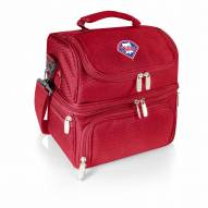 Philadelphia Phillies Red Pranzo Insulated Lunch Box
