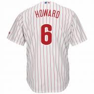 Philadelphia Phillies Ryan Howard Replica Home Baseball Jersey