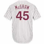 Philadelphia Phillies Tug McGraw Cooperstown Replica Baseball Jersey