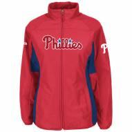 Philadelphia Phillies Women's Double Climate Jacket