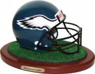 Philadephia Eagles Replica Football Helmet Figurine