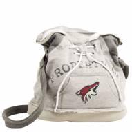 Arizona Coyotes Hoodie Duffle