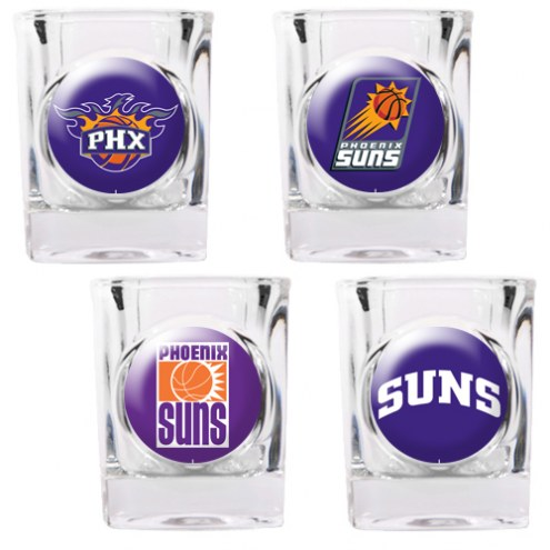 Phoenix Suns Collector 39 S Shot Glass Set