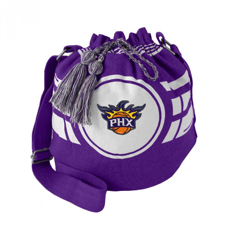 Phoenix Suns Ripple Drawstring Bucket Bag