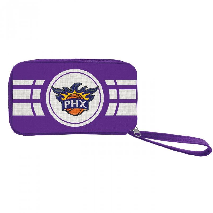 Phoenix Suns Ripple Zip Wallet
