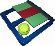 Pitcher's Tee Softball Pitching Training Aid