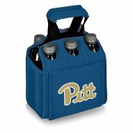 Pittsburgh Panthers Blue Six Pack Cooler Tote