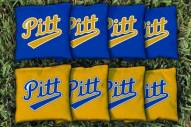Pittsburgh Panthers College Vault Cornhole Bag Set