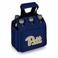 Pittsburgh Panthers Navy Six Pack Cooler Tote