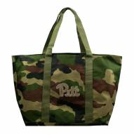 Pittsburgh Panthers NCAA Camo Tote Bag