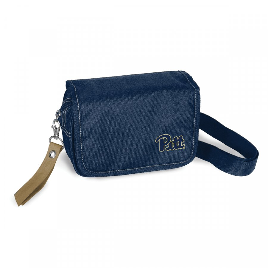 Pittsburgh Panthers Ribbon Waist Pack Purse