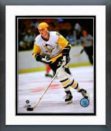 Pittsburgh Penguins Mario Lemieux 1984 Action Framed Photo