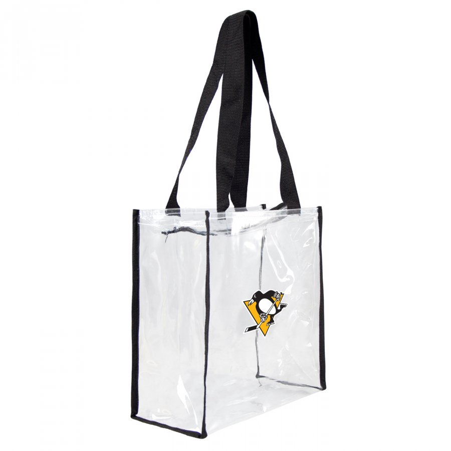 Pittsburgh Penguins NHL Clear Square Stadium Tote