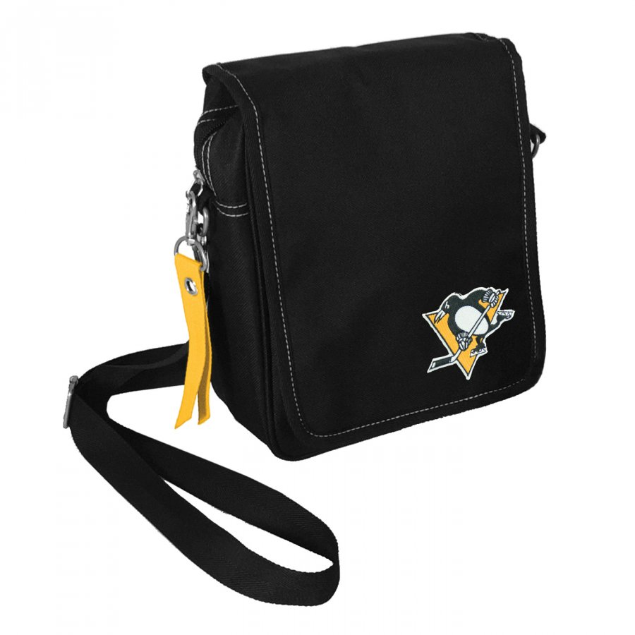 Pittsburgh Penguins Ribbon Satchel
