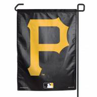 "Pittsburgh Pirates 11"" x 15"" Garden Flag"