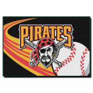 """Pittsburgh Pirates 20"""" x 30"""" Tufted Rug"""