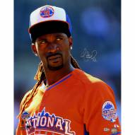 """Pittsburgh Pirates Andrew McCutchen 2013 All-Star Close Up View Signed 16"""" x 20"""" Photo"""