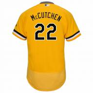 Pittsburgh Pirates Andrew McCutchen Authentic Retro Alternate Baseball Jersey