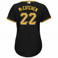 Pittsburgh Pirates Andrew McCutchen Women's Replica Black Alternate Baseball Jersey
