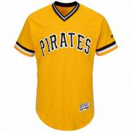 Pittsburgh Pirates Authentic Retro Alternate Baseball Jersey